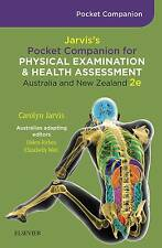 Jarvis's Physical Examination & Health Assessment Pocket Companion