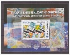 0922 Georgia 2006 50 Year Europa Europe Cept S/S Mnh