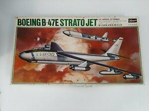Hasegawa Boeing B-47E Strato Jet - Scale 1:72 Model Kit