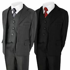 Boys Formal Single Breasted Suit