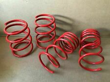 SUBARU IMPREZA STI PRODRIVE SUSPENSION LOWERING SPRINGS RARE BRAND NEW