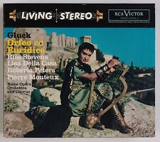 GLUCK: Orfeo ed Euridice, Monteux RCA LIVING STEREO CD Box Rare OOP