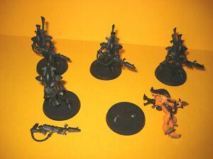 Warhammer 40k - Eldar - Craftworlds - 5x Wraithguard - Phantomdroiden