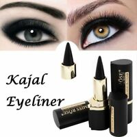 Lasting Waterproof Eyeliner Pen Black Gel Pencil Eye Cosmetic Makeup Beauty