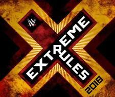 2 DVD * WWE - EXTREME RULES 2018 # NEU OVP &