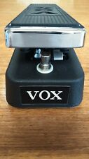 VOX V847 Wah Guitar Effect Pedal Made in USA True Bypass Excellent Condition