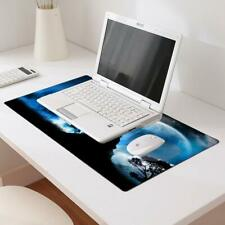 Large Gaming Mouse Pad Extended Mat Computer Laptop PC Keyboard Mousepad