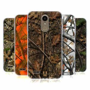 HEAD CASE DESIGNS CAMOUFLAGE HUNTING SOFT GEL CASE & WALLPAPER FOR LG PHONES 1