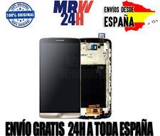 Pantalla Completa LG G3 D855 Con Marco Original Dorada NUEVO!
