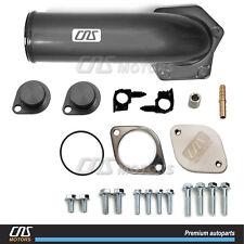 EGR Valve Delete Kit w/ Intake Elbow Diecast 08-10 Ford 6.4L Powerstroke Diesel