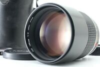 【Appearance MINT++】 Minolta New MD 135mm f/2 NMD Lens For MC MD Mount From JAPAN