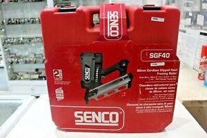 SENCO SGF40 Gas Framer 2.9-3.15mm
