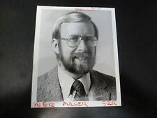Vintage Glossy Press Photo Sam Fuller VP Digital Fram MA 6/1985