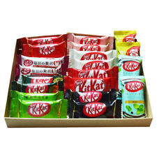 Kit Kat mini chocolate Snack Dagashi  special BOX chocolate AKIBA KING