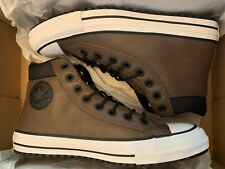 Converse Chuck Taylor All Star PC Boots High Top Chocolate Size 10.5 162413c