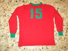 Maillot porté maglia indossata anni 60-70 ? ERGA MOD ROMA TORINO ITALIA CALCIO