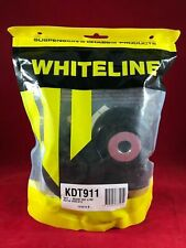 Whiteline Rear Diff Differential Mount Bushings Kit 350Z 370Z G35 G37 New