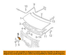 GM OEM Hood-Lock Latch 25721612