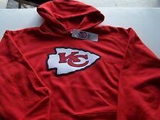 Kansas City Chiefs Red Sweatshirt Hoody Mens Medium New w/ Tags FREE SHIPPING