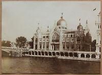Pavillon Da ITALIA Esposizione Universale Da Parigi 1900 Vintage Citrate