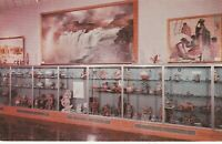 "*Oklahoma Postcard-""The Gilcrease Museum"" (Large Paintings) -*Moran Room- *Tulsa"