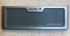 Sandisk Sdv2-R Digital Photo Viewer. Used. No Box.