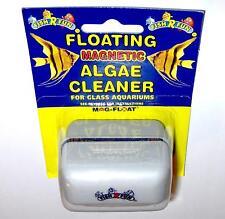 Mag-Float Magnetic Floating Algae Cleaner Magfloat Aquarium Glass Magnet