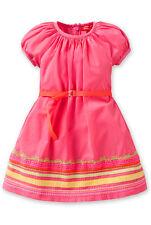 - 60% OILILY Kleid DORIS pink cambric Gr.92/2 Jahre~NP 119,90 €~NEU