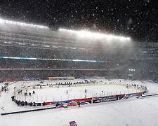 2014 Stadium Series at Soldier Field -  Blackhawks vs Penguins - 8x10 ColorPhoto