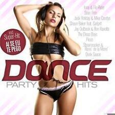 Doppel-CD 2012 Dance Party Hits incl Ai Se Eu Te Pego NP14,99€