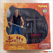 Buffy the Vampire Slayer Fool For Love Spike figure Moore Collectibles Toyfare