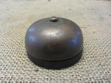 Vintage Ornate Brass Bell > Antique Old Iron Pat 1902 Boxing Door Bells 7873