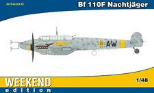 eduard Messerschmitt Me Bf 110F Nachtjäger 110 F Simion Modello kit 1:48 kit