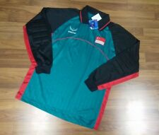 Vinatge 90s Nwt Singapore National Team Soccer Jersey Football Gk Kits Sz Xl