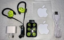 NEVER USED - YELLOW - PowerBeats Wireless 3 with Apple Charger