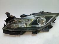 2007 MAZDA 6 D SPORT 5 Door Hatchback  HEADLIGHT NS LEFT PASSENGER LAMP