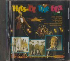 C.D.MUSIC E691 HITS OF THE 60's  VOL.1   CD