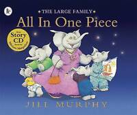 Murphy, Jill, All In One Piece (Large Family), Very Good Book