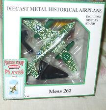 Model Power #5357-2 German Axis WWII Messerschmitt ME 262 Jet Fighter MIB 1:100