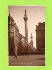 London the Monument RP pc used 1925 Judges L337 Ref J254