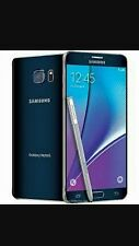 Samsung galaxy Note5! Blue-Sprint- HD screen protector