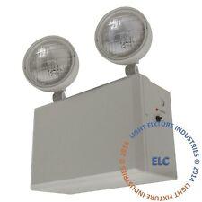 REMOTE CAPABLE Emergency Exit Light Heavy Duty 12 Volt 100 Watt Fire - EL100HD12