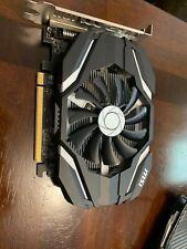 RX4602GBOC MSI Radeon Rx 460 GDDR5 2 GB 128-bit HDMI/Dual DVID