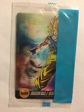 Dragon Ball Morinaga Wafer Card 509 3D (New/Neuf)