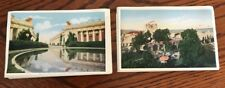 1915 PAN PACIFIC EXPO SAN FRANCISCO CALIFORNIA PHOTO PRINTS FROM 1915