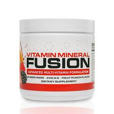 Infowars Life™ Vitamin Mineral Fusion Multivitamin (30 Servings, Fruit Punch)
