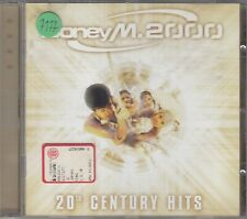 BONEY M. 2000 - 20th century hits CD