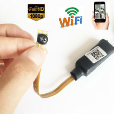 WIFI Wireless IP Spy Pinhole Hidden color black screw Camera 1080p Recorder DVR