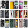 Classic Tape Pattern Ultra Thin Soft Silicone Phone Case Cover For Iphone 8 7