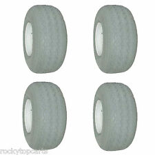 Set of 4 Golf Cart 215/40-12 Duro Low Profile Tires (No Lift Required)